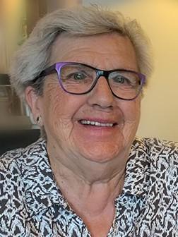 Mevrouw Simonne Teirlinck